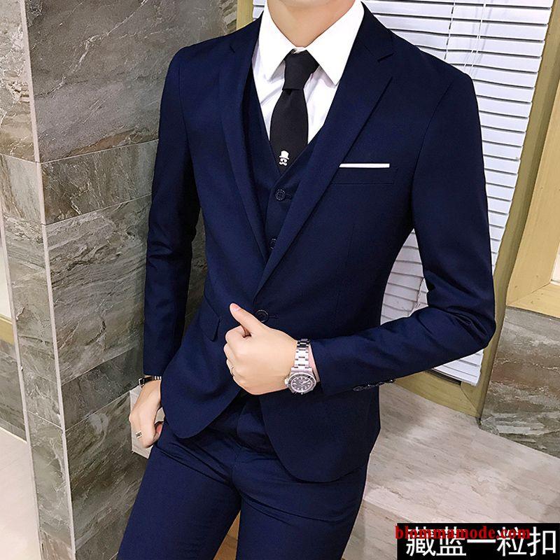 628f884b08c7 Bröllop Blazer Herr Klädda Business Grön Arbete Kostym Butik